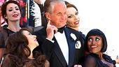 George Hamilton on GMA - Melissa Rae Mahon - Donna Marie Asbury - George Hamilton - Michelle Potterf - Solange Sandy