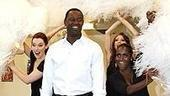 Photo Op - Brian McKnight in Chicago press event - Brian McKnight - girls