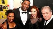 Brian McKnight in Chicago - Brenda Braxton - Brian McKnight - Michelle DeJean - Rob Bartlett