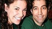 Photo Op - Grease CD signing - Lindsay Mendez - Jose Restrepo