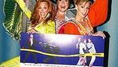 Photo Op - Mamma Mia! Outruns The Producers - Carolee Carmello - Gina Ferrall - Judy McLane