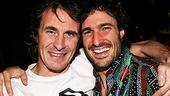 Photo Op - Fuerzabruta opening - Diqui James - Martin Buzzo