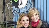 Photo Op - Wicked Day 2007 - Annaleigh Ashford - Lisa Brescia
