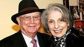 Photo Op - Cyrano opening - Gerald Schoenfeld - (wife) Pat