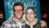 Photo Op - Emily Osment at Little Mermaid - Gavin Lee - Tyler Maynard