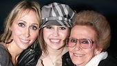 Photo Op - Miley Cyrus at Mamma Mia! - Leticia Cyrus - Miley Cyrus - (grandma) Loretta