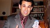 Photo Op - Holidays at Jersey Boys - Eric Gutman - Frosty 