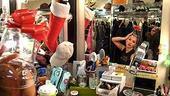 Holidays at Wicked 2007 - Lauren Gibbs - hat