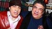Sopranos Stars at Chicago - Vincent Pastore - Steven Van Zandt - 2