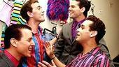 Daniel Reichard's final performance in Jersey Boys - Christian Hoff - Daniel Reichard - J. Robert Spencer - Michael Longoria - 3