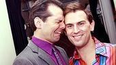 Daniel Reichard&#39;s final performance in Jersey Boys - J. Robert Spencer - Daniel Reichard 