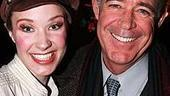 Elisabeth Hasselbeck at The Little Mermaid - Sierra Boggess - Barry Williams