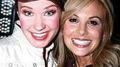 Elisabeth Hasselbeck at The Little Mermaid - Sierra Boggess - Elisabeth Hasselbeck
