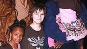Chris Rock at The Little Mermaid - Chris Rock - family - Brian D'Addario