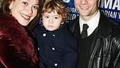 Next to Normal Opening - Tom Kitt - wife Rita Pietropinto - son Michael