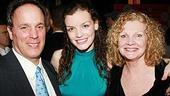 Next to Normal Opening - Jennifer Damiano - parents