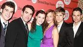 Next to Normal Opening - Adam Chanler-Berat - Brian d'Arcy James - Jennifer Damiano - Alice Ripley - Aaron Tveit - Asa Somers