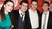 Next to Normal Opening - Jennifer Damiano - Adam Chanler-Berat - Asa Somers - Aaron Tveit