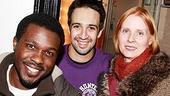 Cynthia Nixon at In the Heights - Cynthia Nixon - Lin-Manuel Miranda - Joshua Henry