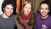 Cynthia Nixon at In the Heights - Thomas Kail - Cynthia Nixon - Lin-Manuel Miranda