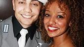 Broadway In the Heights Opening - Asmeret Ghebremichael -Seth Stewart