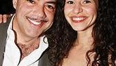 Broadway In the Heights Opening - Carlos Gomez - Mandy Gonzalez
