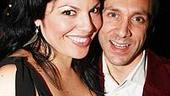 Broadway In the Heights Opening - Sara Ramirez - Michael Berresse