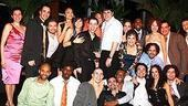 Broadway In the Heights Opening - full cast shot
