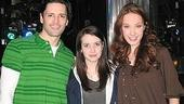 Emma Roberts and Jane Kaczmarek at The Little Mermaid - Sean Palmer - Emma Roberts - Sierra Boggess
