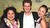 South Pacific opening - Loretta Ables Sayre - Matthew Morrison - Li Jun Li