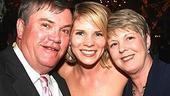 South Pacific opening - Kelli O'Hara - parents Pat and Laura