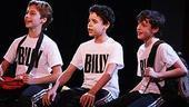 Billy Elliot Meet and Greet - Kiril Kulish - David Alarez - Trent Kowalik