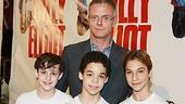 Billy Elliot Meet and Greet - Stephen Daldry - Kiril Kulish - Trent Kowalik - David Alvarez