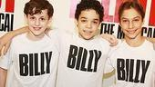 Billy Elliot Meet and Greet - Trent Kowalik - David Alvarez - Kiril Kulish