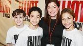 Billy Elliot Meet and Greet - Alissa Zulvergold