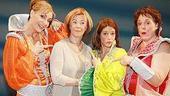 Frida at Mamma Mia - Judy McLane - Heidi Godt - Fina Ferrall - Frida