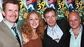 The 39 Steps Reopening - Charles Edwards - Jennifer Ferrin - Arnie Burton - Cliff Saunders