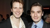Merchant of Venice Opening night – Bill Heck – Seth Numrich
