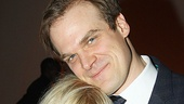 Merchant's romantic lead David Harbour spends the special night with another leading lady: his mom Nancy.