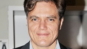 Oscar nominee Michael Shannon (Revolutionary Road and HBO's current hit Boardwalk Empire) is all smiles on his off-Broadway opening night.