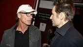 Break of Noon Opening Night – Ed Harris – David Duchovny