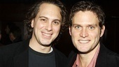 Thomas Sadoski and Steven Pasquale are delighted to be celebrating a world premiere Neil LaBute play; the two co-starred in the playwright's Reasons to be Pretty on Broadway.