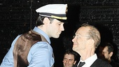 Anything Goes Press rehearsal – Colin Donnell – Joel Grey
