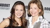Anything Goes Press rehearsal – Laura Osnes – Jessica Walter