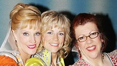 Broadway Dynamos Stacia Fernandez, Lisa Brescia and Jennifer Perry shine for our camera...
