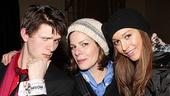 Mormon opens -  Marcia Gay Harden- nephew Andrew Jernigan - Natalie Peyton