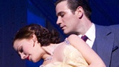 Laura Osnes as Hope Harcourt and Colin Donnell as Billy Crocker in Anything Goes.