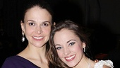 Anything Goes Opening Night  Sutton Foster  Laura Osnes