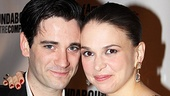 Anything Goes Opening Night  Colin Donnell  Sutton Foster