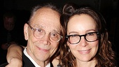 Anything Goes Opening Night  Joel Grey  Jennifer Grey